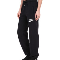 Nike Rally Loose Pant Black/Black/White - Zappos.com Free Shipping BOTH Ways