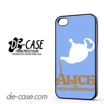 Alice In Wonderland Tea Cup DEAL-533 Apple Phonecase Cover For Iphone 4 / Iphone 4S
