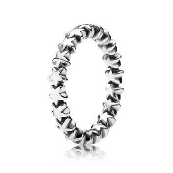 PANDORA Star Trail Ring - Size 7.5