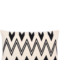 Stitched Arrows Pillow
