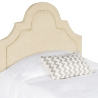 Kerstin Hemp Arched Headboard Twin