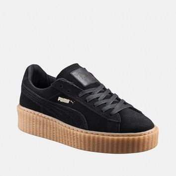 Puma by Rihanna Suede Creepers - WOMEN - JUST IN - Puma by Rihanna - OPENING CEREMONY