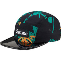 Supreme: Bamboo Camp Cap - Black