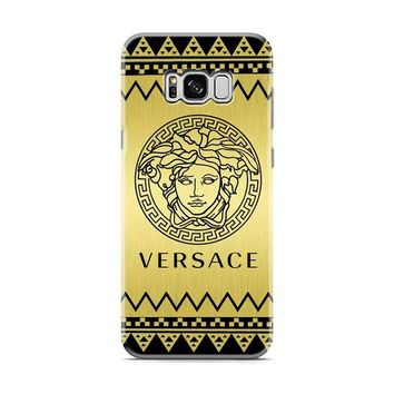 Versace Chevron Gold Edition Samsung Galaxy S8 | Galaxy S8 Plus Case