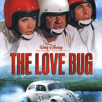 The Love Bug 11x17 Movie Poster (1969)