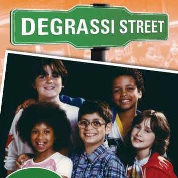 . & - - The Degrassi: The Kids of Degrassi Street Series