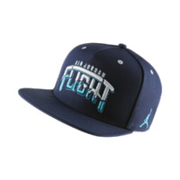 Jordan V Sneaker Adjustable Hat, by Nike (Blue)