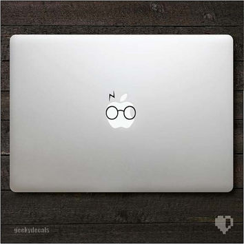 Harry Potter inspired Macbook Decal