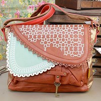 Lock And Key Satchel