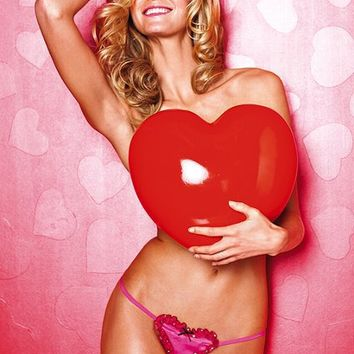Heart V-String - Sexy Little Things?- - Victoria's Secret