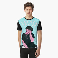 'Father' Graphic T-Shirt by haleyd95