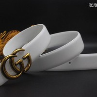 Gucci Belt Men Women Fashion Belts 537501