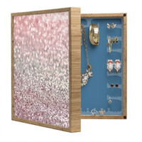 Lisa Argyropoulos Girly Pink Snowfall BlingBox Petite