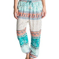 Sunday Noon Harem Pants 888701614265 | Roxy