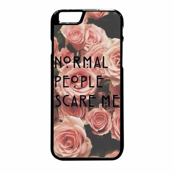 American Horror Story Normal People Scare Me iPhone 6 Plus Case