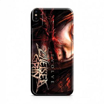 Chelsea Grin 3 iPhone X case