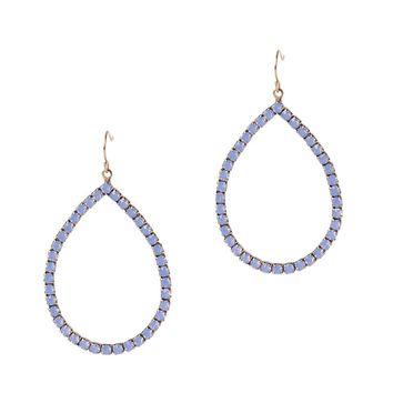 EMILIA HOOPS IN CASHMERE