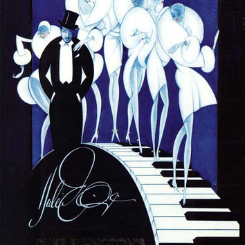 Duke Ellingtons Sophisticated Ladies 11x17 Broadway Show Poster