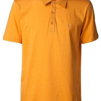 Versace Collection Jersey Polo Shirt