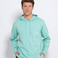 Men's T-Shirts: Vintage Whale Hooded Pocket-T-Shirt– Vineyard Vines