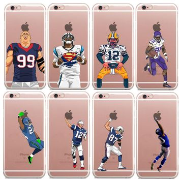 NFL American USA Football Cases