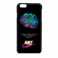 Nike Typography iPhone 6 Case