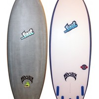 LOST SURFBOARDS/BLACK DAR BOTTOM FEEDER BLACK DART 5'5 - Catalyst Shop