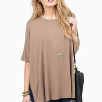 Parting Ways Basic Top $22