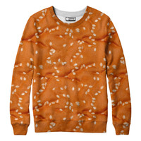 Burger Bun Sweatshirt