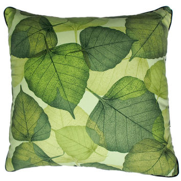 leaf cushion/pillow