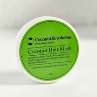 Coconut Revolution Hair Mask