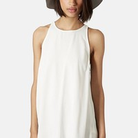 Women's Topshop 'Milo' Split Back Sleeveless Top