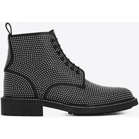 william 25 studded lace up boots - Google Search