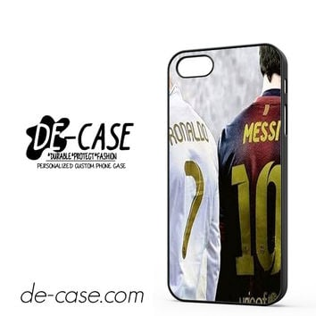 Real Madrid El Clasico DEAL-9180 Apple Phonecase Cover For Iphone 5 / Iphone 5S