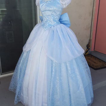 Shop Cinderella Gowns on Wanelo