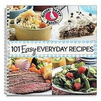101 Easy Everyday Recipes (Spiral)