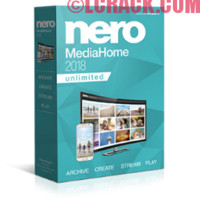 Nero MediaHome 2018 3.4 Unlimited Serial Key Free Download