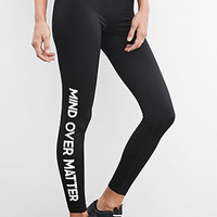Mind Over Matter Athletic Leggings
