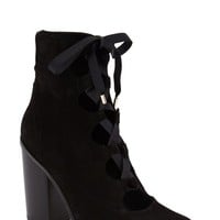 Topshop 'Magpie' Lace-Up Boot | Nordstrom