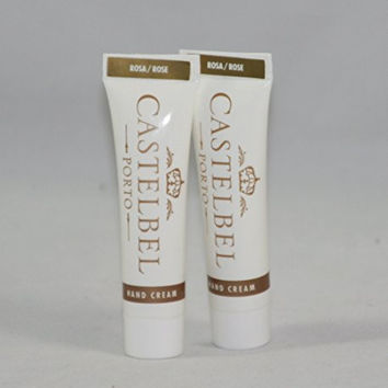 Castelbel Porto Rose Hand Cream - Two 0.5 Ounce Tubes