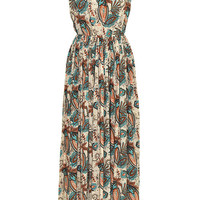 Cupshe Free Spirit Bohemian Slip Maxi Dress