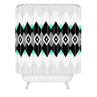 Elisabeth Fredriksson Fresh Air 2 Shower Curtain