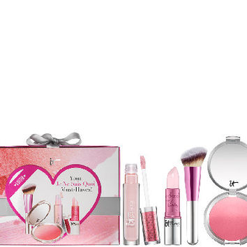 IT Cosmetics Je Ne Sais Quoi 4pc Holiday Collection with Gift Box - A266455 — QVC.com