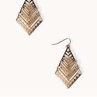 Southwestern Cutout Earrings