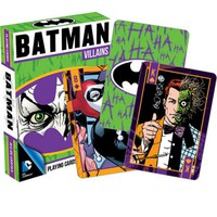 DC Comics | Batman Villains PLAYING CARDS