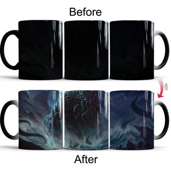 Cthulhu Magic Mug
