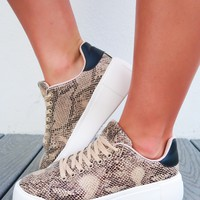 Tell Me All Your Secrets Sneakers: Multi