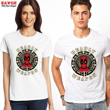 Deadpool Fashion Shirt
