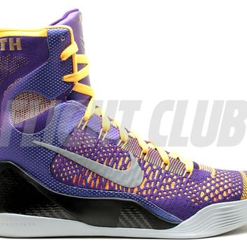 "kobe 9 elite ""team"" - Kobe Bryant - Nike Basketball - Nike 