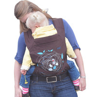 4 Designs Mei Tai Baby Carrier / Fashion Pattern Design Baby Sling / Ergonomic Baby Carrier For 0-3 Years Infant